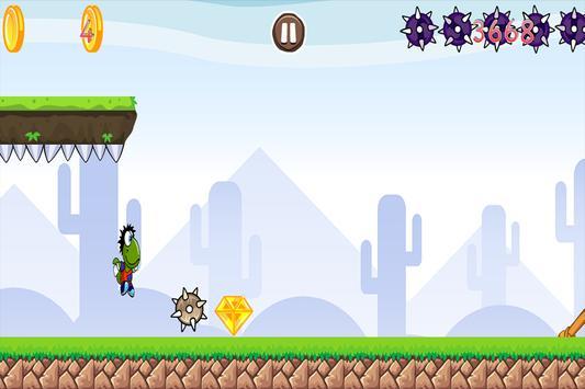 Lino world run mario screenshot 7