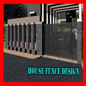House Fence Design icon