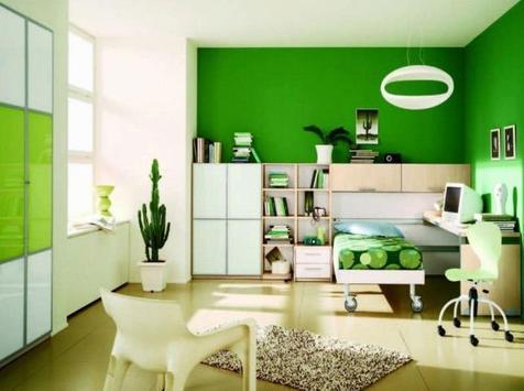 House Interior Colour Design poster