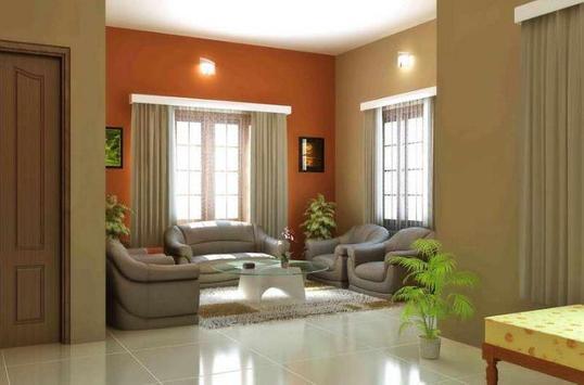 House Interior Colour Design screenshot 1