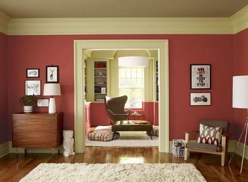 House Interior Colour Design screenshot 4