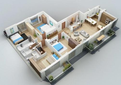 Spatial Design House screenshot 4