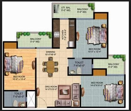 Spatial Design House screenshot 5