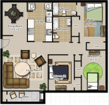 Spatial Design House screenshot 7