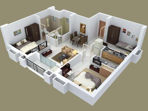 Spatial Design House screenshot 1