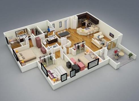 Spatial Design House screenshot 2