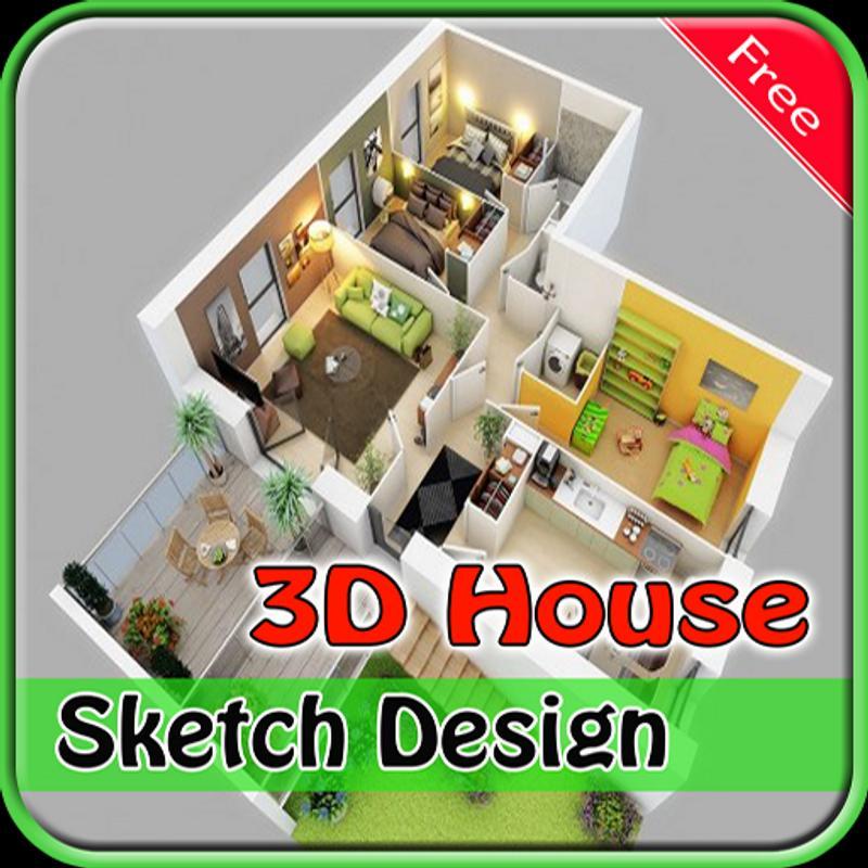 Home Design 3d Premium Free Download Apk: Esbozo De La Casa 3D Diseño For Android