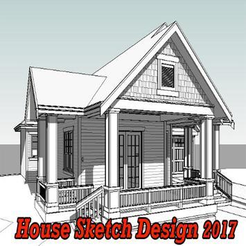 House Sketch Design 2017 poster