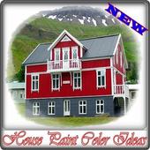 House Paint Color Ideas icon