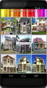 House Paint Color Ideas poster