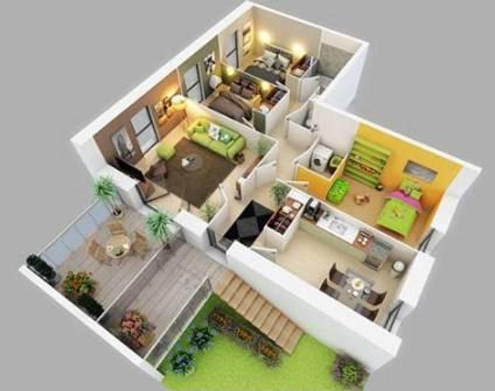 ... Home Design 3D screenshot 6 ...