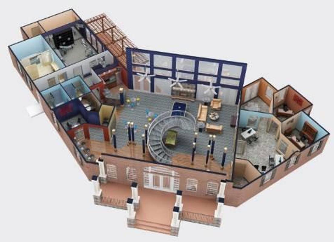 Home design 3d screenshot 3