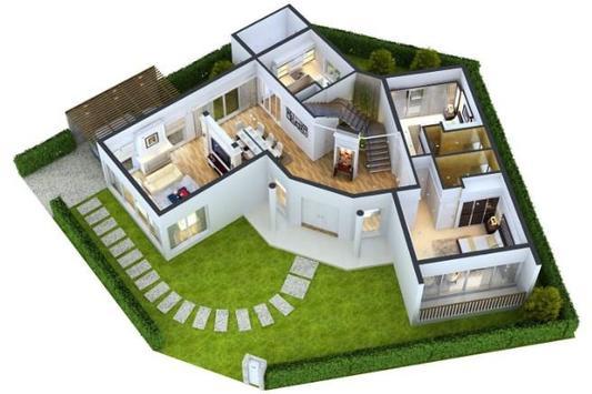 House Plan 3D screenshot 5