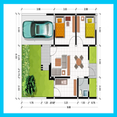 House Plan Drawing Pro icon