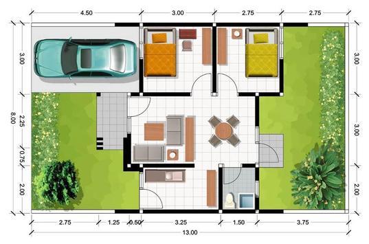 House Plan Drawing Pro screenshot 2