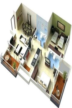 House plan ideas 3D screenshot 7