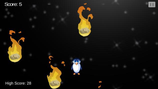 Space Penguin apk screenshot