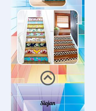 Household staircase design screenshot 2