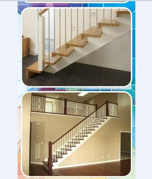 Household staircase design screenshot 3