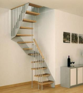 Household staircase design screenshot 5