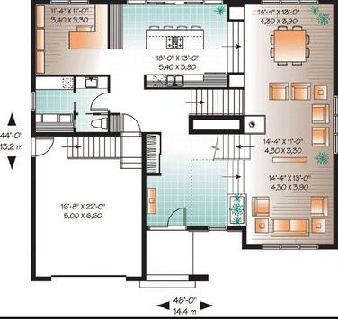 House plan design screenshot 7