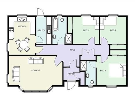 House plan design screenshot 5