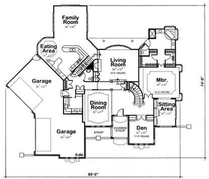 House plan design screenshot 6