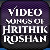 Video Songs of Hrithik Roshan icon