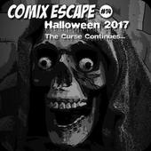 Comix Escape: Halloween 2017 icon