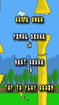 Flappy Rubber Chicken apk screenshot