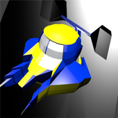 Space Dodger 3D - space flight icon