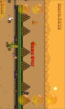 Bandit Hunter LITE screenshot 2