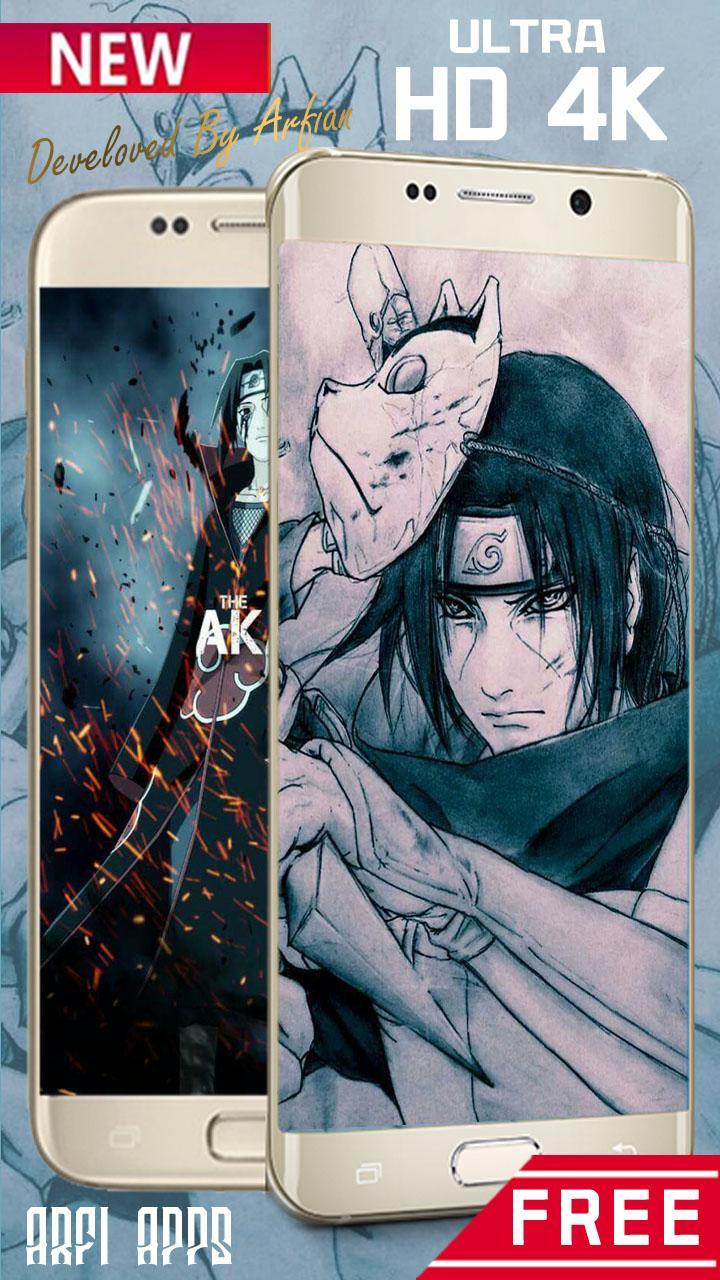 Itachi Uchiha Wallpaper Ultra Hd 4k Pour Android