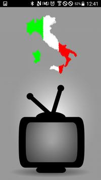 Watch Italy Channels TV Live poster