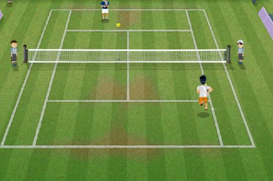 Tennis Games screenshot 10