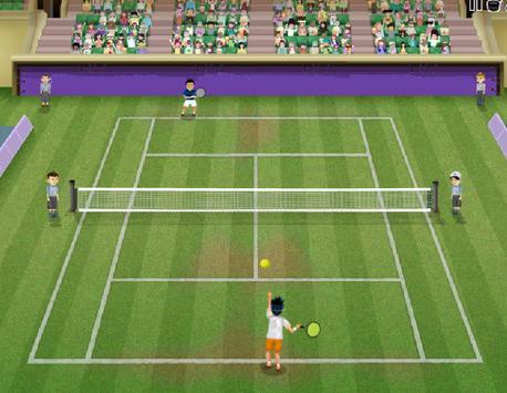 Tennis Games screenshot 1