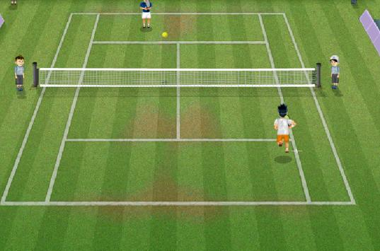 Tennis Games screenshot 2