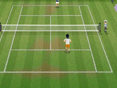 Tennis Games screenshot 7