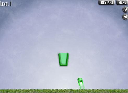 Bucketball Games screenshot 1