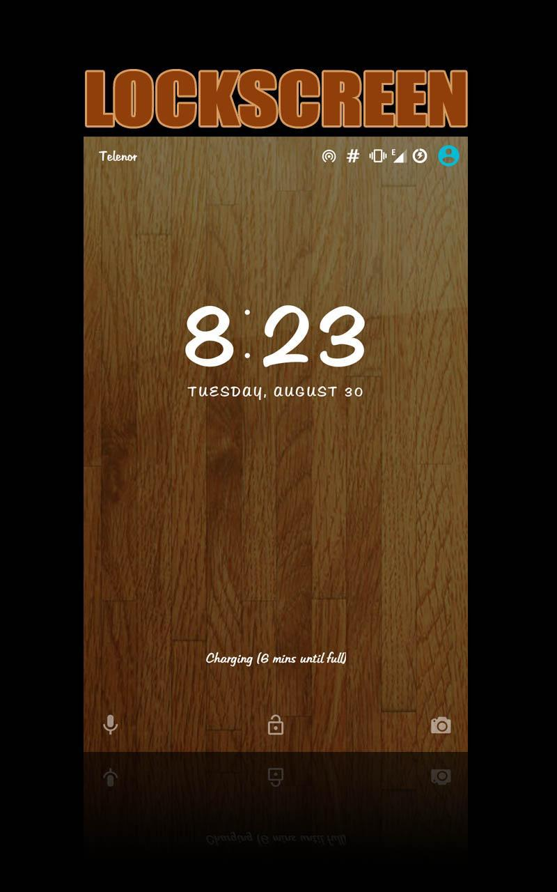 CM 13/LAOS 13 Material Wood for Android - APK Download