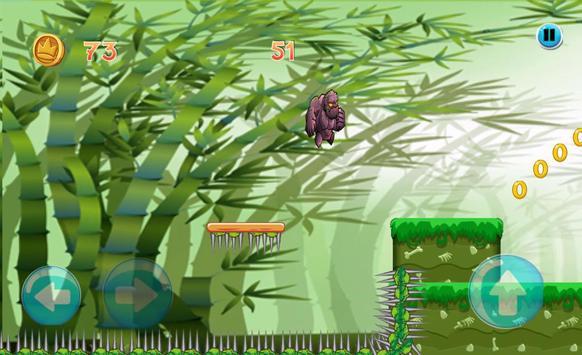 Jungle Monster Adventure apk screenshot
