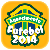 Aquecimento Futebol 2014 icon