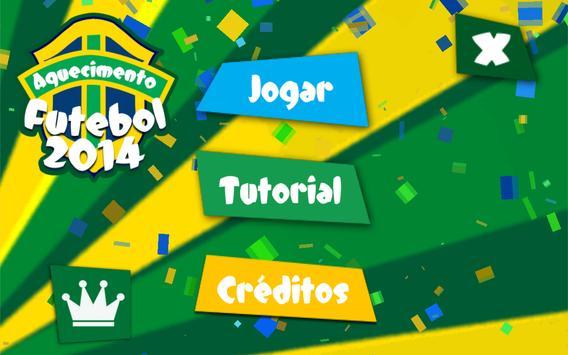 Aquecimento Futebol 2014 screenshot 3