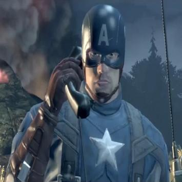 Best Guide Captain America poster