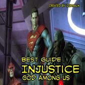 BestGuide Injustice GodAmongUs icon