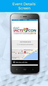 IACTSCON 2018 screenshot 1