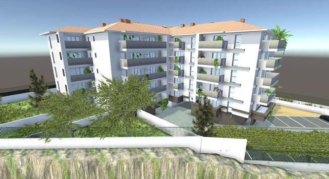 Cap Ouest Visite 3D poster