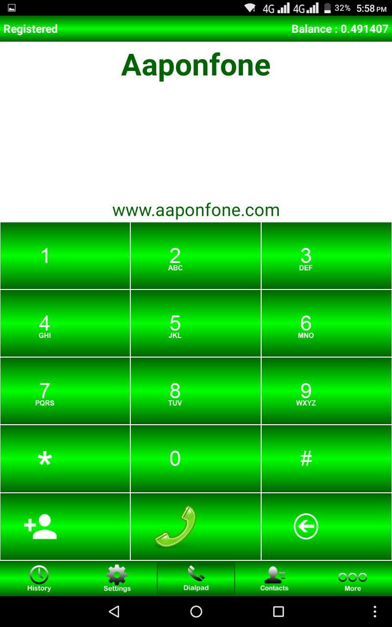Aaponfone (icT) poster