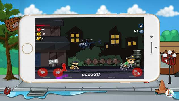 BoB Fast 2 - Robber And Police Games 2018 apk screenshot