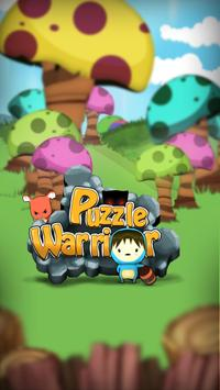 Puzzle Warrior poster